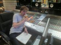 Working hard producing Ashley Fayth