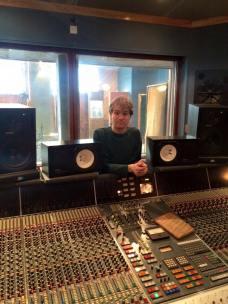 Producting Ashley Fayth at Parr Street Studios