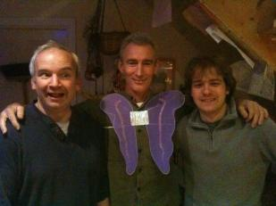 With Dan Freeman (Radio Static) and Jed Brothy (The Hobbit/The Lord of The Rings)