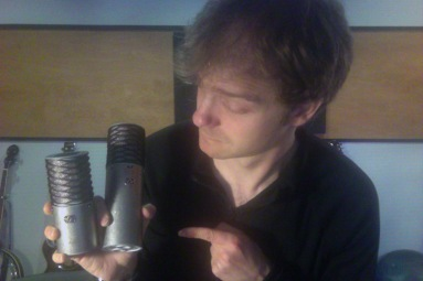 with Aston Microphones