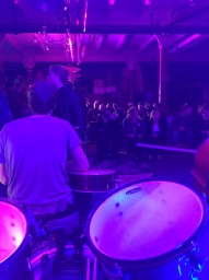 Drums for Alx Green at Threshold Festival