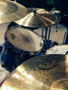 Recording session for Ben Jones