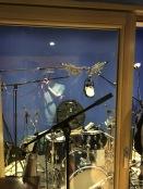 Drumkit ar Abbey Road Studio 3