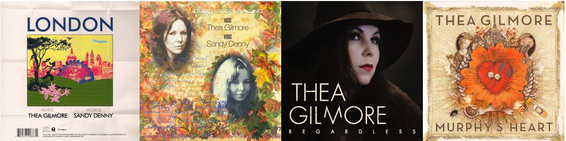 Thea Gilmore Covers